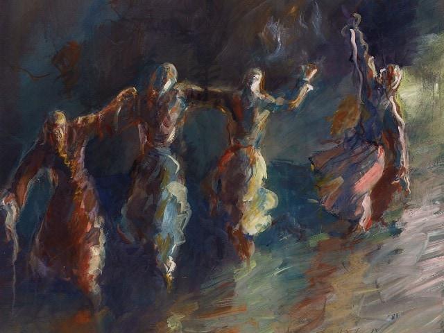 Kurdischer Tanz II