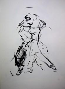 Tango abstrakt